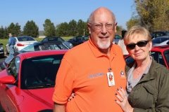 Fred (SEM/PCA Secretary) and Cathy Young