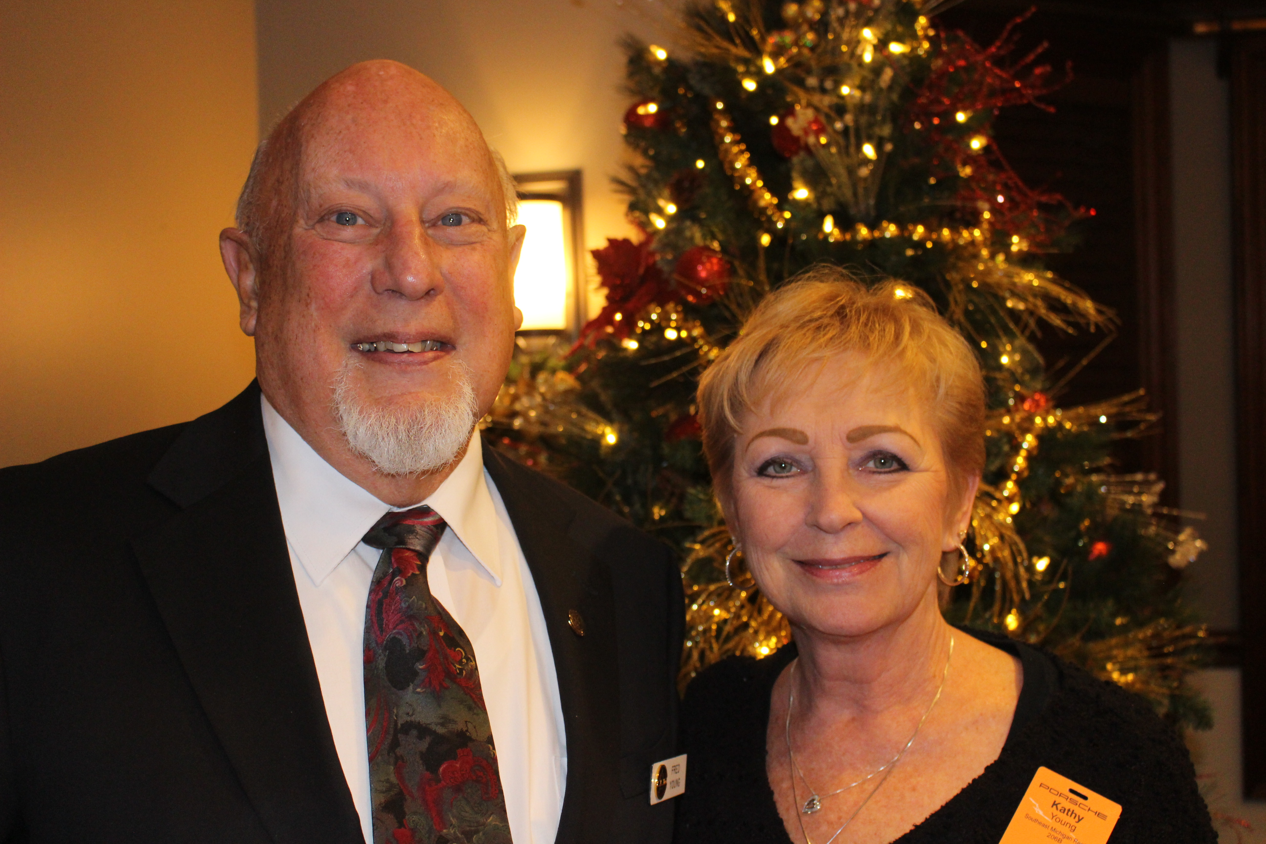 Fred & Kathy Young