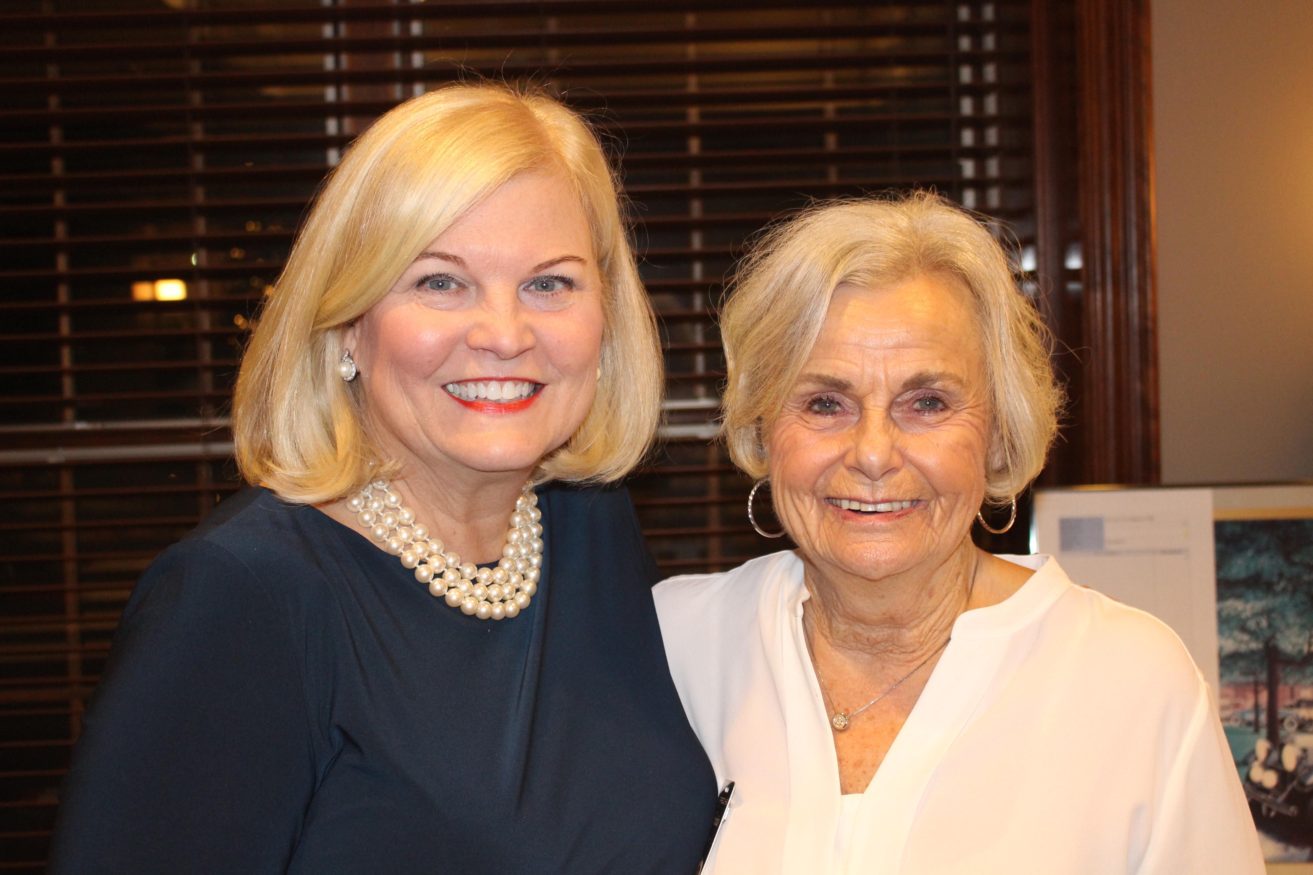 Joanne Cumiskey & Patti Door