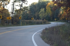 "The ""signs"" of a good road on the Fall Color Tour"